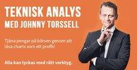 Bästa böckerna för att börja investera på börsen - Teknisk analys med Johnny Torssell