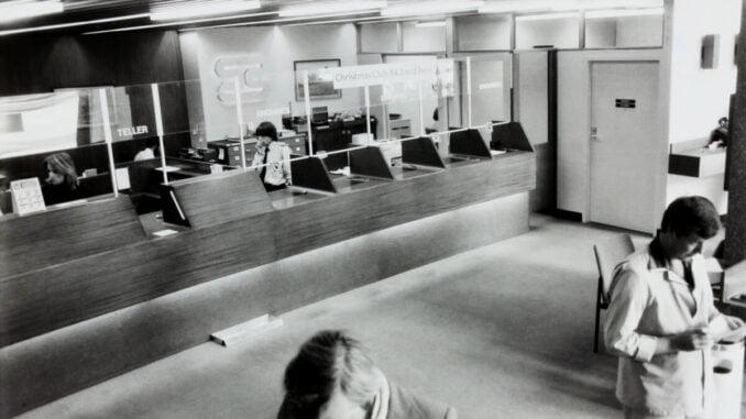 Bankaktier på svenska börsen